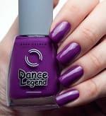 Фиолетовый лак Dance Legend Provence