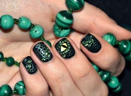 Фото дизайна на натуральных ногтях