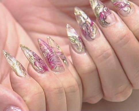 Как делать идеальную форму ногтей