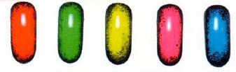 Модный дизайн ногтей зимой 2013