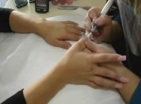 Коррекция ногтей за 40 минут как это сделать 43