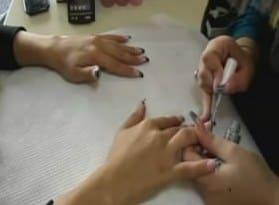Коррекция ногтей за 40 минут как это сделать 5