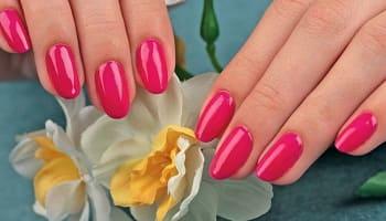 Красивые натуральные ногти