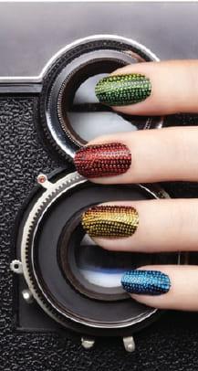 Набор для создания лака для ногтей