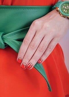 Микромоделирование ногтей