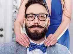 Видео уроки изменения мужской внешности
