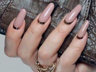 Нарощенные ногти и мнение мужчин 61
