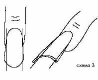 С-изгиб пайп ногтей (без обжатия)