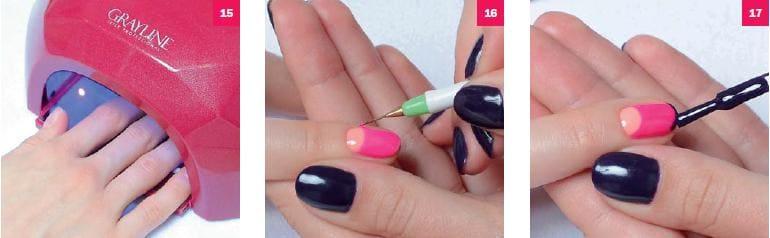 Фото дизайна ногтей пошагово фото гель лаком