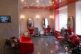 каким цветом лучше красить стены в салоне красоты